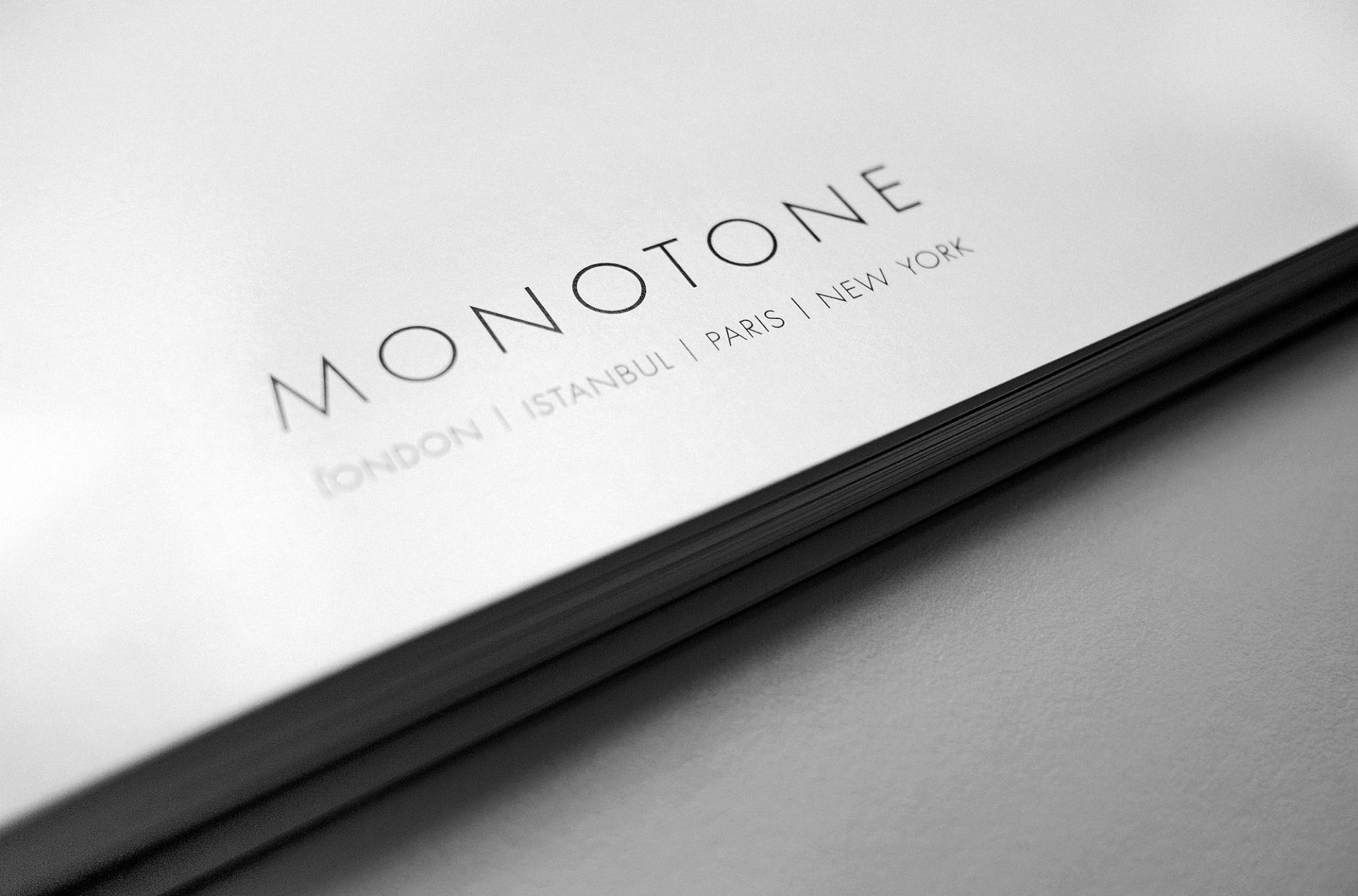 Good Morning Design Monotone